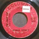 GARY PUCKETT & THE UNION GAP~Woman, Woman~Columbia 44297 (British Invasion) VG+ 45