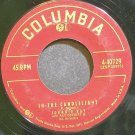 JOHNNIE RAY~In the Candlelight~Columbia 40729 1st 45