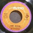 THE STYLISTICS~Funky Weekend~Avco 4661 (Soul)  45