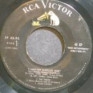 VARIOUS~Be a Hit at School~RCA Victor 45-93 (Soul)  45 EP