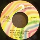 ALPHONSE MOUZON~Early Spring~Optimism, Incorporated 6002-S (Downtempo) M- HEAR 45