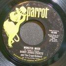 BOBBY PICKETT & THE CRYPT-KICKERS~Monster Mash~Parrot 348  45