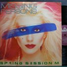 MISSING PERSONS~Spring Session M~Capitol 12228 (Synth-Pop) VG++ LP