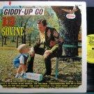 RED SOVINE~Giddy-Up Go~Starday 363 Mono VG+ LP