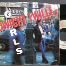 DWIGHT TWILLEY~Girls~EMI America 8196 (New Wave) VG+ 45