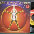 EARTH, WIND & FIRE~Fall in Love with Me~Columbia 03375 (Disco) VG+ 45