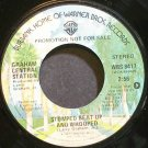 GRAHAM CENTRAL STATION~Stomped Beat-Up and Whooped~Warner Bros. 8417 (Funk) Promo Rare VG+ 45