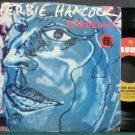 HERBIE HANCOCK~Hardrock~Columbia 04565 (Electro) VG+ 45