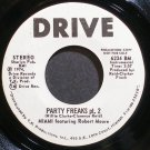 MIAMI~Party Freaks Pt. 2~Drive 6234 (Funk) Promo Rare 45