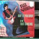RICK SPRINGFIELD~Bop 'Til You Drop~RCA 13861 (Soft Rock) VG+ 45