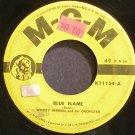 WOODY HERMAN~Blue Flame~MGM K11154 (Big Band Swing)  45