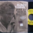 BOBBY VINTON~Just as Much as Ever~EPIC 10266  45