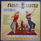 CARSON ROBISON~Square Dances (PS)~RCA Victor 3030  45 EP