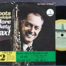 "BOOTS RANDOLPH~More Yakety Sax, Vol. 2~Monument 514 VG+ 7"" 33 RPM Mini LP, EP"