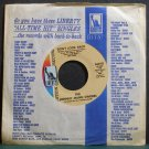 JOHNNY MANN SINGERS~Don't Look Back~Liberty 56010 Promo M- 45
