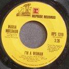 MARIA MULDAUR~I'm a Woman~Reprise 1319 VG+ 45