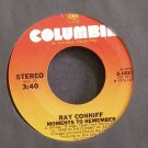 RAY CONNIFF~Moments to Remember~Columbia 10375 VG+ 45