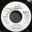 BERTIE HIGGINS~Casablanca~Kat Family 03256 (Soft Rock) Promo VG+ 45