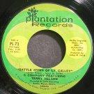 C COMPANY~Battle Hymn of Lt. Calley~Plantation 73 VG++ 45