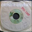 CARLY SIMON~Attitude Dancing~Elektra 45246 VG+ 45