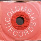CAROL BURNETT~If I Could Write a Song~Columbia 45481 VG+ 45