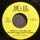 CRAZY HAIR~Breezing Along With the Freeze~DE & EL 131 (Ragtime) VG+ 45