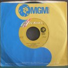 DON GIBSON~Love is a Lonesome Thing~Hickory 312 VG+ 45