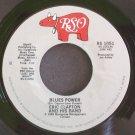 ERIC CLAPTON & HIS BAND~Blues Power~RSO 1051 (Blues) VG+ 45