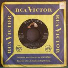 RAY MARTIN & HIS ORCHESTRA~The Boulevard of Broken Dreams~RCA Victor 7920 (Easy Listening) VG++ 45