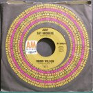 ROBIN WILSON~Just Say Goodbye~A&M 1224 (Soft Rock) VG+ 45