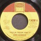 EDDIE KENDRICKS~Keep on Truckin'~Tamla 54238F (Soul)  45