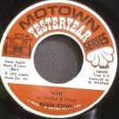 EDWIN STARR~War~Motown 464F (Soul) VG++ 45