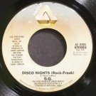 GQ~Disco Nights (Rock-Freak)~Arista 0388 (Disco)  45