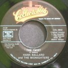 HANK BALLARD & THE MIDNIGHTERS~The Twist~Collectables 3602 (Soul) VG++ 45