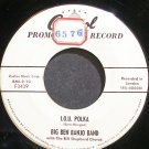 BIG BEN BANJO BAND~I.O.U. Polka~Capitol F3439 Promo Rare VG+ 45