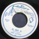 JIMMY CLANTON~Go, Jimmy, Go~Ace 575 (Rock & Roll)  45