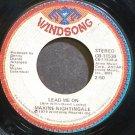 MAXINE NIGHTINGALE~Lead Me on~Windsong 11530 (Funk)  45