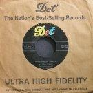 BILLY VAUGHN~Your Cheatin' Heart~Dot 15936 (Big Band Swing)  45