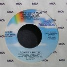 CONWAY TWITTY~She's Got a Man on Her Mind~MCA 54186 VG++ 45
