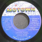 DIANA ROSS~Upside Down~Motown 1494F (Disco) VG+ 45