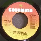EDDIE MURPHY~How Could it Be~Columbia 05772 (Synth-Pop)  45