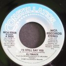 KLYMAXX~I'd Still Say Yes~Constellation 53028 (Synth-Pop)  45