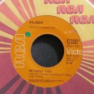 NILSSON~Without You~RCA Victor 0604 (Soft Rock) VG++ 45
