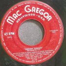 SEXTETTE FROM HUNGER~Indian Summer~Mac Gregor 736 (Dixieland/New Orleans Jazz) Rare 45