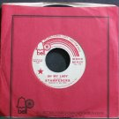 STAMPEDERS~Oh My Lady~Bell 45,331 Promo VG+ 45