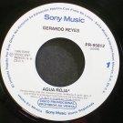 GERARDO REYES~Auga Roja~Sony Music 95812 Promo M- Mexico 45