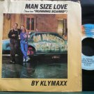 KLYMAXX~Man Size Love~MCA 52841 (Synth-Pop) VG++ 45