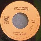 LOS PIONEROS~Como Te Extrano~Disa 913 M- Mexico 45