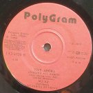 M3A2~Vive Ahora (Feeling All Right)~Polygram 0216 Promo VG++ Ecuador 45
