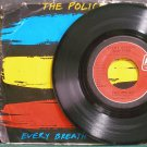 THE POLICE~Every Breath You Take~A&M 2542 (New Wave) VG+ 45